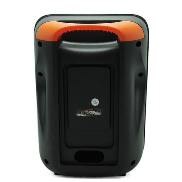 اسپیکر بلوتوثی قابل حمل مدل GTS-1520 میکروفن دار