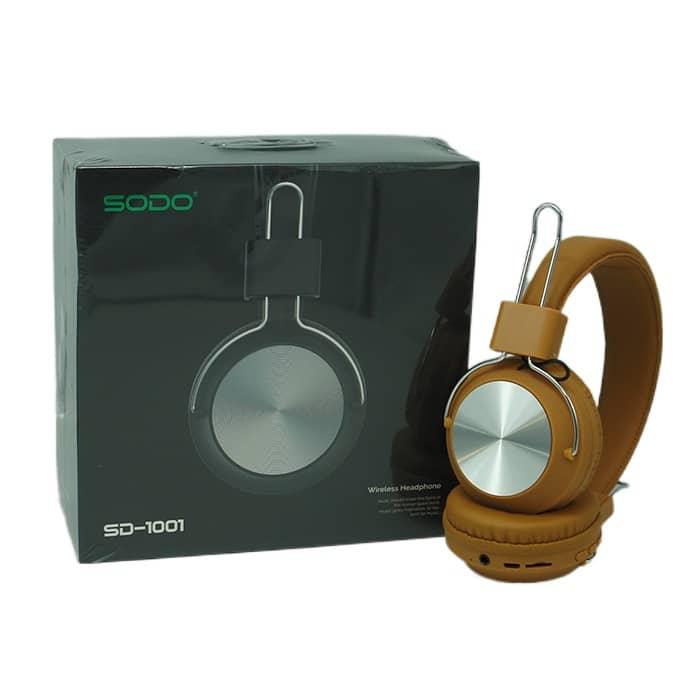 هدفون SODO مدل SD-1001 کیفیت عالی